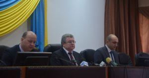 Новий прокурор області вкотре пожалівся на нерадивих підлеглих