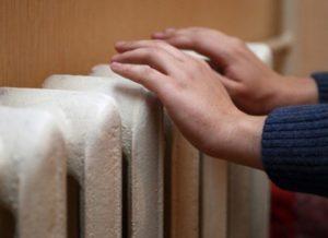 В Запорожье в 10 домах отключили отопление