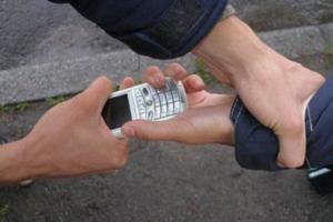 В Запорожье подростки совершили разбойное нападение