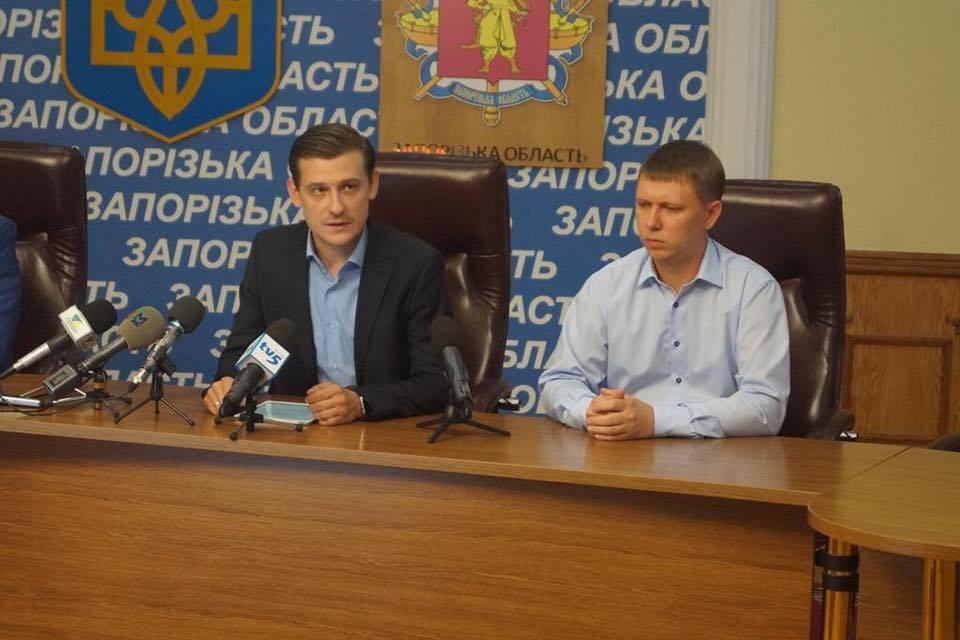 Брыль уволил руководителя запорожского Геокадастра