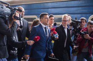 Владимир Зеленский покажет, как выглядит Запорожье глазами президента - ВИДЕО