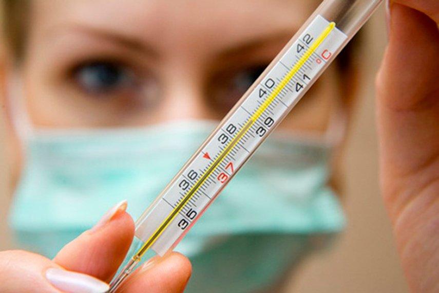 В Запорожской области гриппом заболели больше 10 тысяч человек
