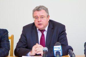 Новый прокурор области кричит на запорожцев во время личного приема