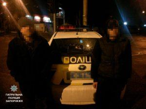 На запорожском вокзале произошло разбойное нападение