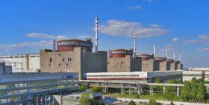 В Запорожской области сообщили о лжеминировании ЗАЭС