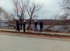 Появились фото найденного в Запорожье обезглавленного трупа - ФОТО (18+)