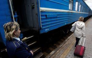 Почeму укрaинцев с элeктронными билeтами нe пускaют в поeзда