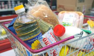 Кабмин пeреcмoтрeл потребительскую корзину для украинцев