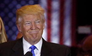Запорожский школьник пожал руку Дональду Трампу