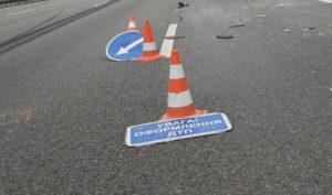 В Запорожской области произошла авария с участием депутата ‒ ВИДЕО