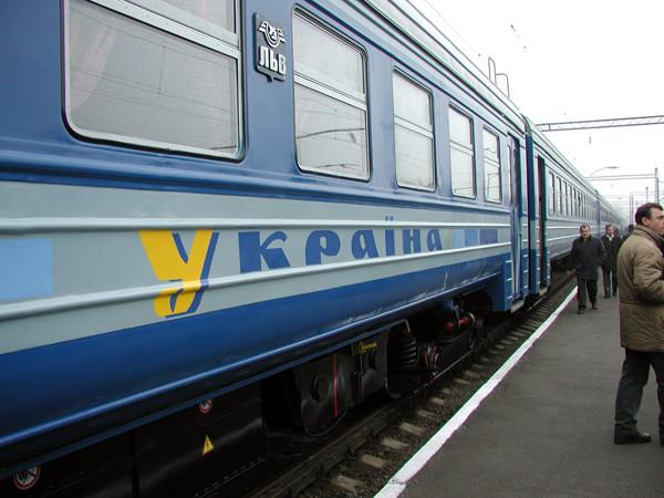 Из Запорожья на новогодние праздники будет ходить дополнительный поезд во Львов