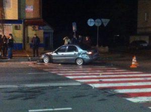 В Запорожской области разбились два авто - ФОТО