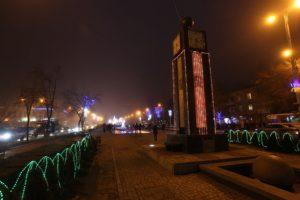 На подготовку к Новому году в Запорожье потратят более миллиона гривен