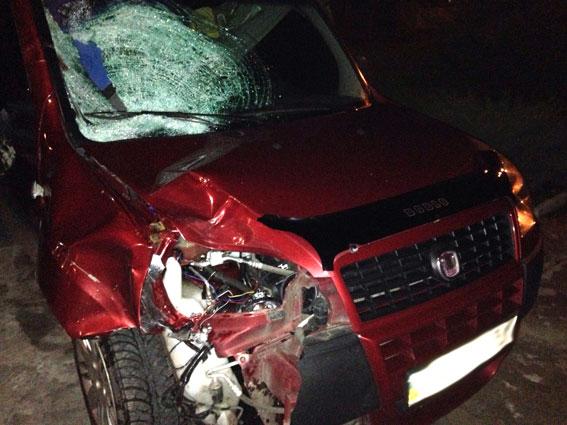 В Запорожской области водитель устроил смертельное ДТП и пытался сбежать