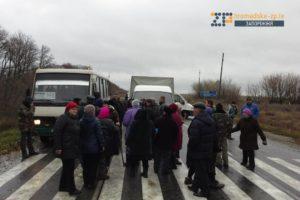 Специальная комиссия займется проблемой митингующих селян, у которых отбирают земельный участок