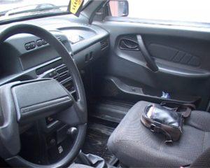 У жителя Запорожской области из авто украли более 100 тысяч гривен