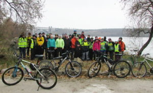 В конце декабря велоактивисты соберутся на велопробег с Дедами Морозами