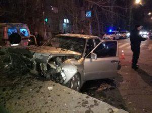В Запорожье  произошло жуткое ДТП с пьяным водителем на «Мерседес»  - ФОТО