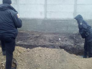 Запорожец нашел в своем доме боеприпасы