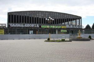 В Дворец спорта «Юность» нужно вложить 120 миллионов гривен