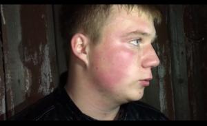 В Запорожье задержали 18-летнего педофила - ФОТО, ВИДЕО