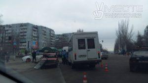 Стали известны подробности ДТП с маршруткой в Хортицком районе