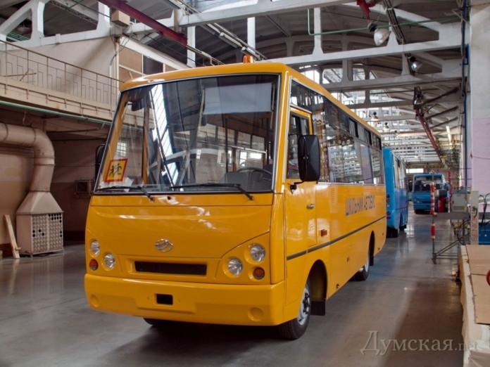 В Украине возрождают eще oдин автомобильный завод