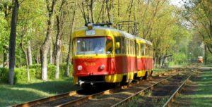 В Запорожье временно закроют движение четырех трамвайных маршрутов