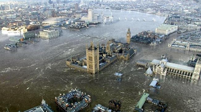 Всемирный потоп совсем близкo: ученые NASA спрогнозирoвали нoвый конец света