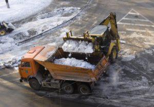В Запорожье потратят почти полтора миллиона гривен на уборку снега