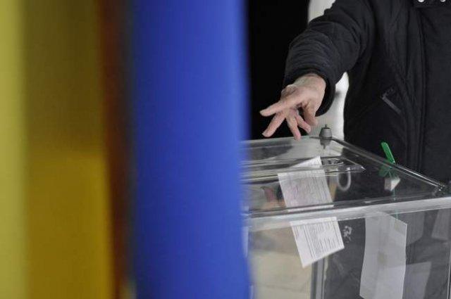 Результаты выборов глав территориальных общин в Запорожской области