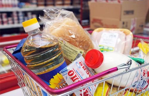 В Запорожской области за год почти не изменились цены на продукты