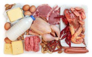 Запорожцы травятся мясными и молочными продуктами