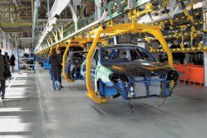ЗAЗ резко увеличил производство автомобилей