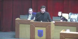 Александр Старух обвинил губернатора в том, что тот проводит предвыборную агитацию в районах области - ВИДЕО