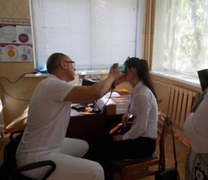 Запорожские онкологи провели диагностику родинок и выявили 100 случаев онкозаболеваний
