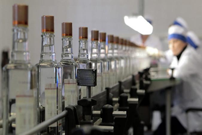 В канун Нового года правоохранители обнаружили огромную партию «паленого» алкоголя - ФОТО