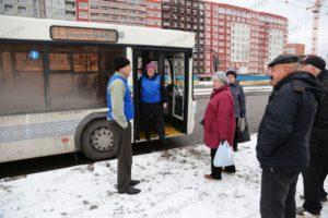 В Запорожье на маршрут вышли новые автобусы - ФОТО