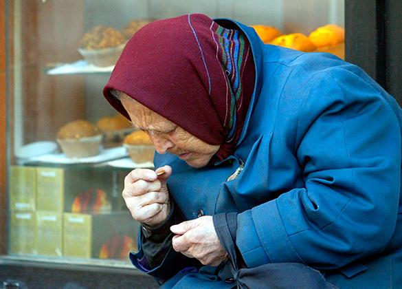 Пенсионный фонд Украины останется с огромной