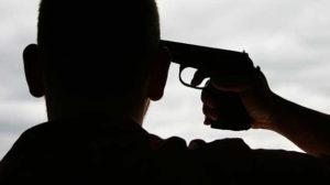 В Запорожской области мужчина застрелился из самодельного пистолета