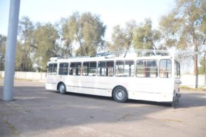 В следующем году на дорогах Запорожья появятся новые автобусы и троллейбусы