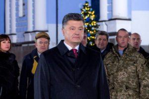 В Запорожье на Новый год прилетит Петр Порошенко