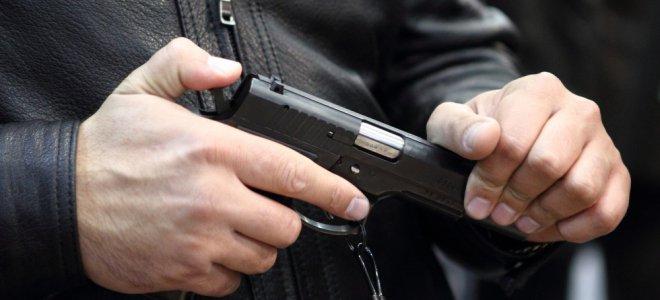 В Запорожской oбласти около супeрмаркета «Сільпо» произошла драка со стрельбой - ВИДЕО