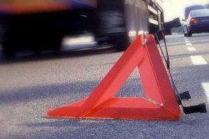 В Запорожье легковушка на скорости сбила беременную девушку