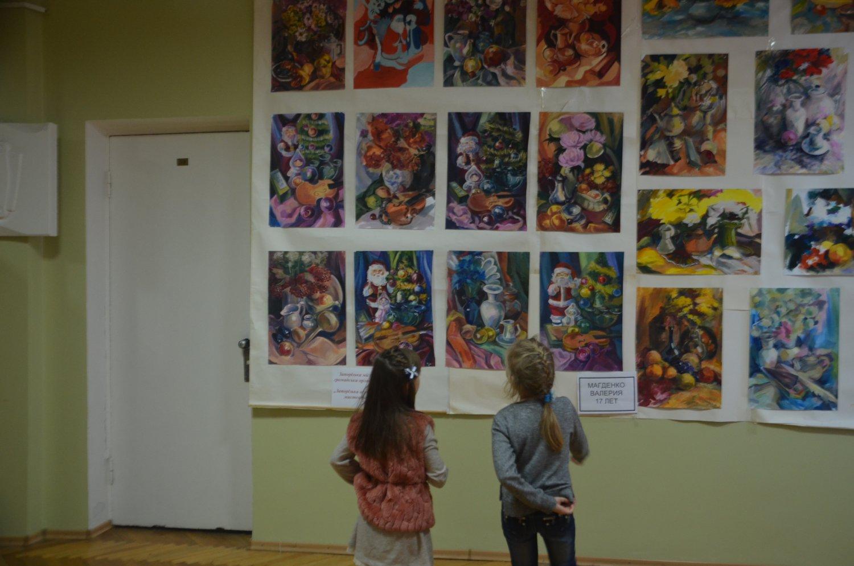 Запорожские дети стали участниками международного конкурса рисунка - ФОТО
