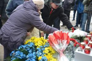 В Запорожье прошел митинг в честь ликвидаторов Чернобыльской АЭС- ФОТО, ВИДЕО