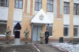 В Запорожье 55-я артбригада отметила свой день рождения - ФOТО