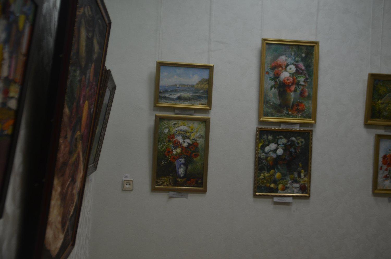 В Запорожском художественном музее представили работы армянских художников - ФОТО