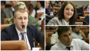 Запорожские УКРОПовцы будут выгонять депутатов по воле партии