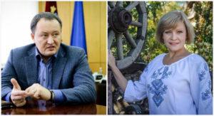 Константин Брыль собирается судиться с запорожской активисткой Ириной Лех